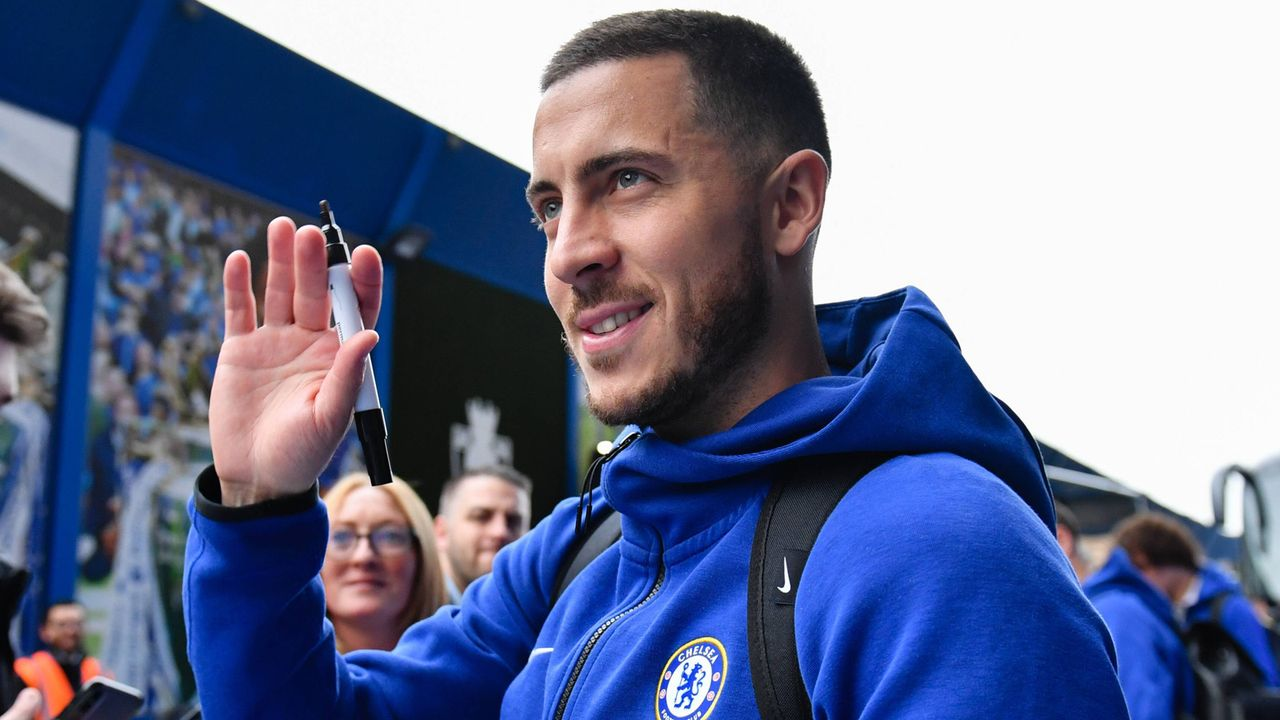 Eden Hazard (FC Chelsea)  - Bildquelle: imago images / Colorsport