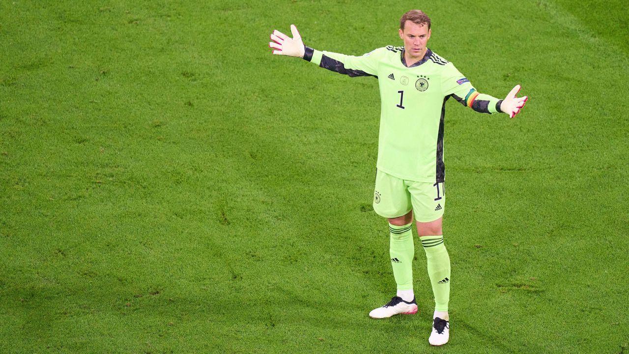 Tor: Manuel Neuer - Bildquelle: Imago Images
