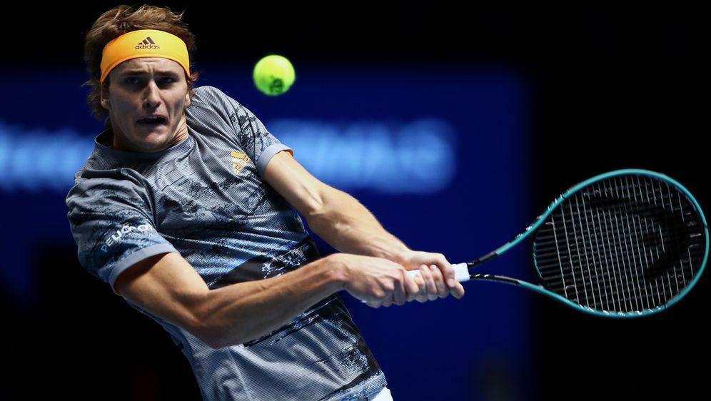 Zverev besiegte Nadal überraschend deutlich - Bildquelle: Getty Images