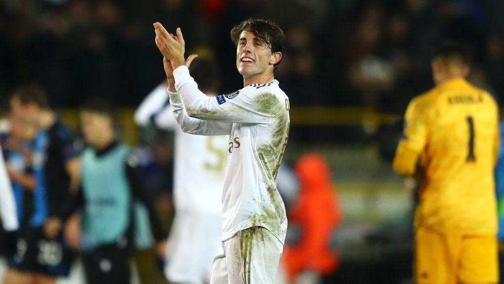 Odriozola wechselt bis zum Saisonende zum FC Bayern - Bildquelle: Getty Images