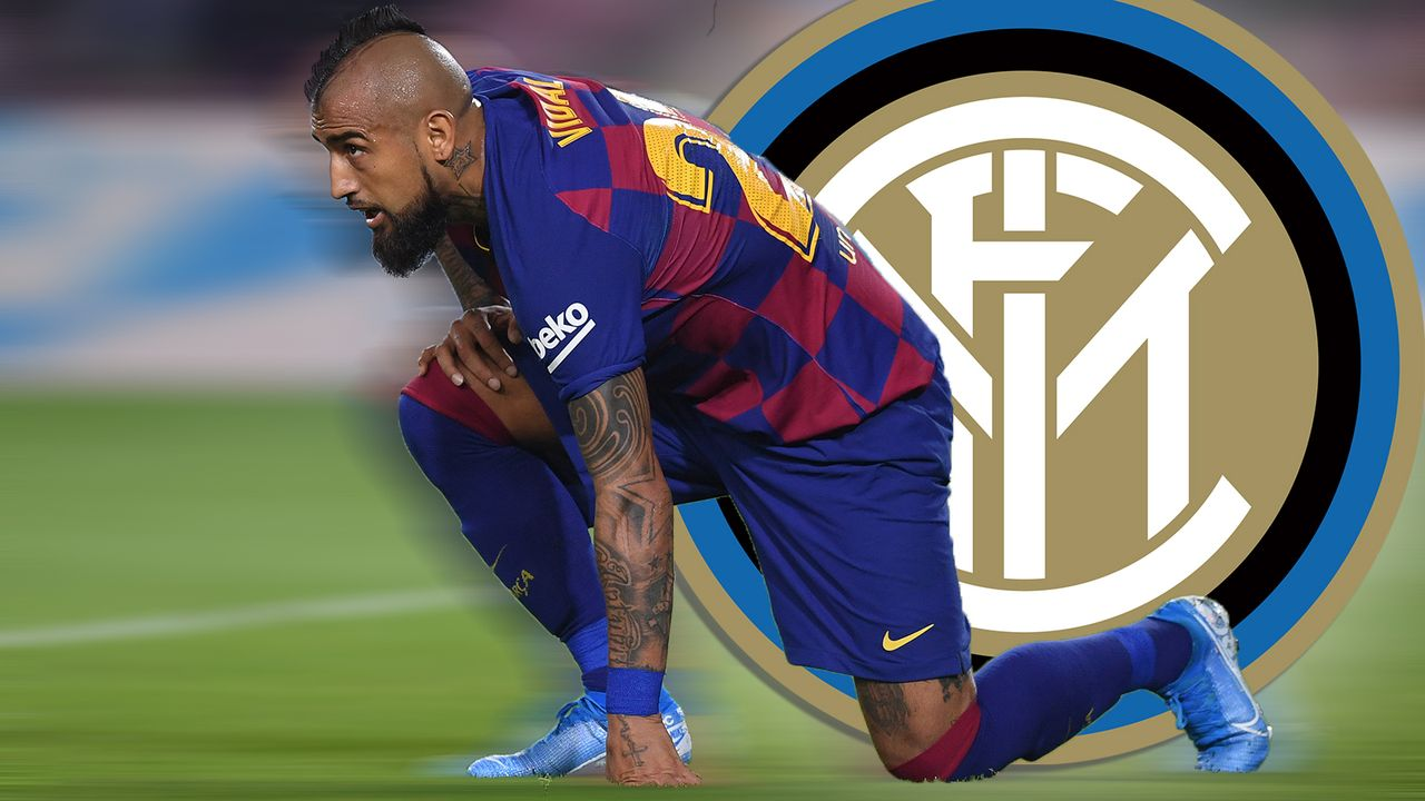 Arturo Vidal (Inter Mailand) - Bildquelle: Getty Images