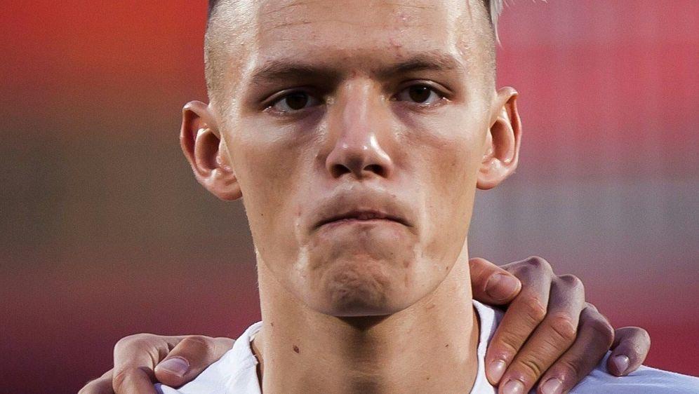 Verletzte sich gegen Serbien schwer: Hannes Wolf - Bildquelle: PIXATHLONPIXATHLONSID
