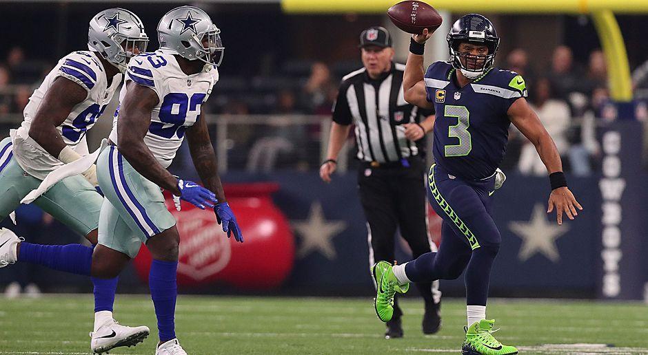 Platz 21: Seattle Seahawks - Bildquelle: 2017 Getty Images