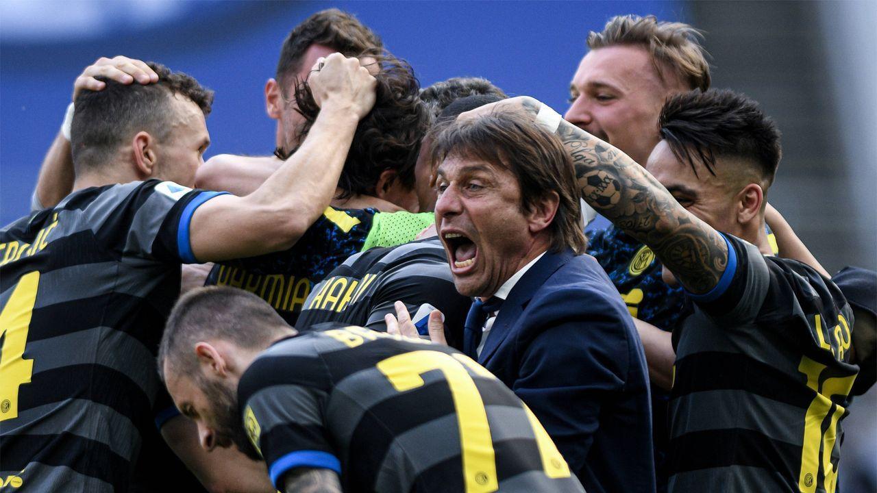Wie Inter Mailand Italiens Spitze zurückeroberte - Bildquelle: Imago Images
