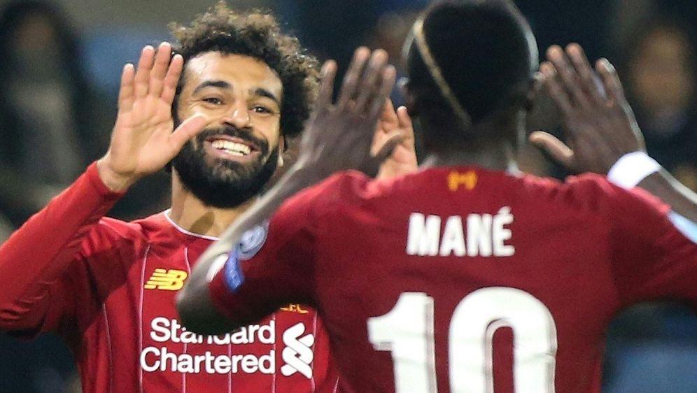 Liverpool läuft wohl ab der Saison 2020/21 im Nike-Dress auf - Bildquelle: AFPSIDFRANCOIS WALSCHAERTS