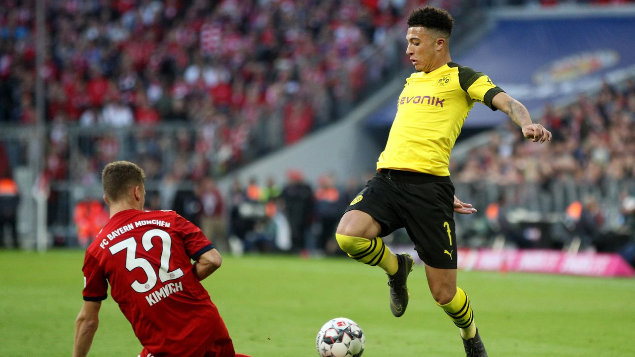 Jadon Sancho (BVB) - Bildquelle: Getty