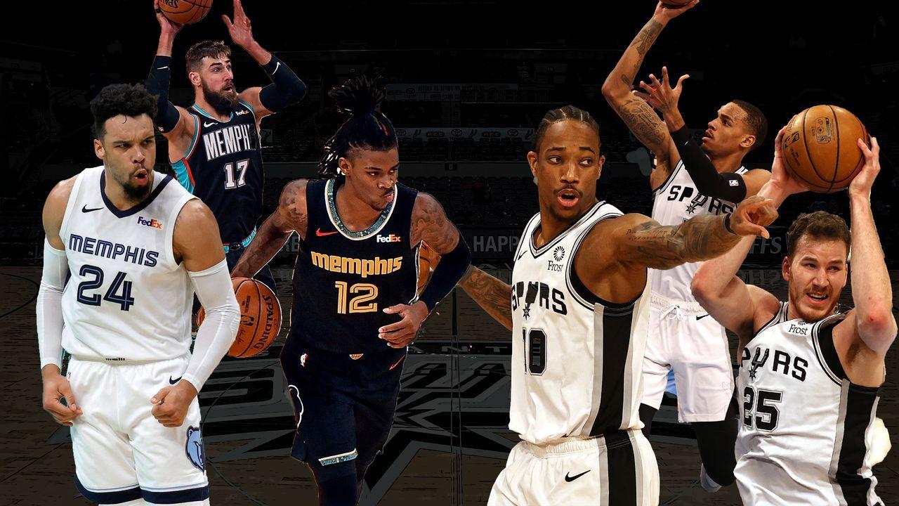 San Antonio Spurs at Memphis Grizzlies - Bildquelle: 2009 Getty Images