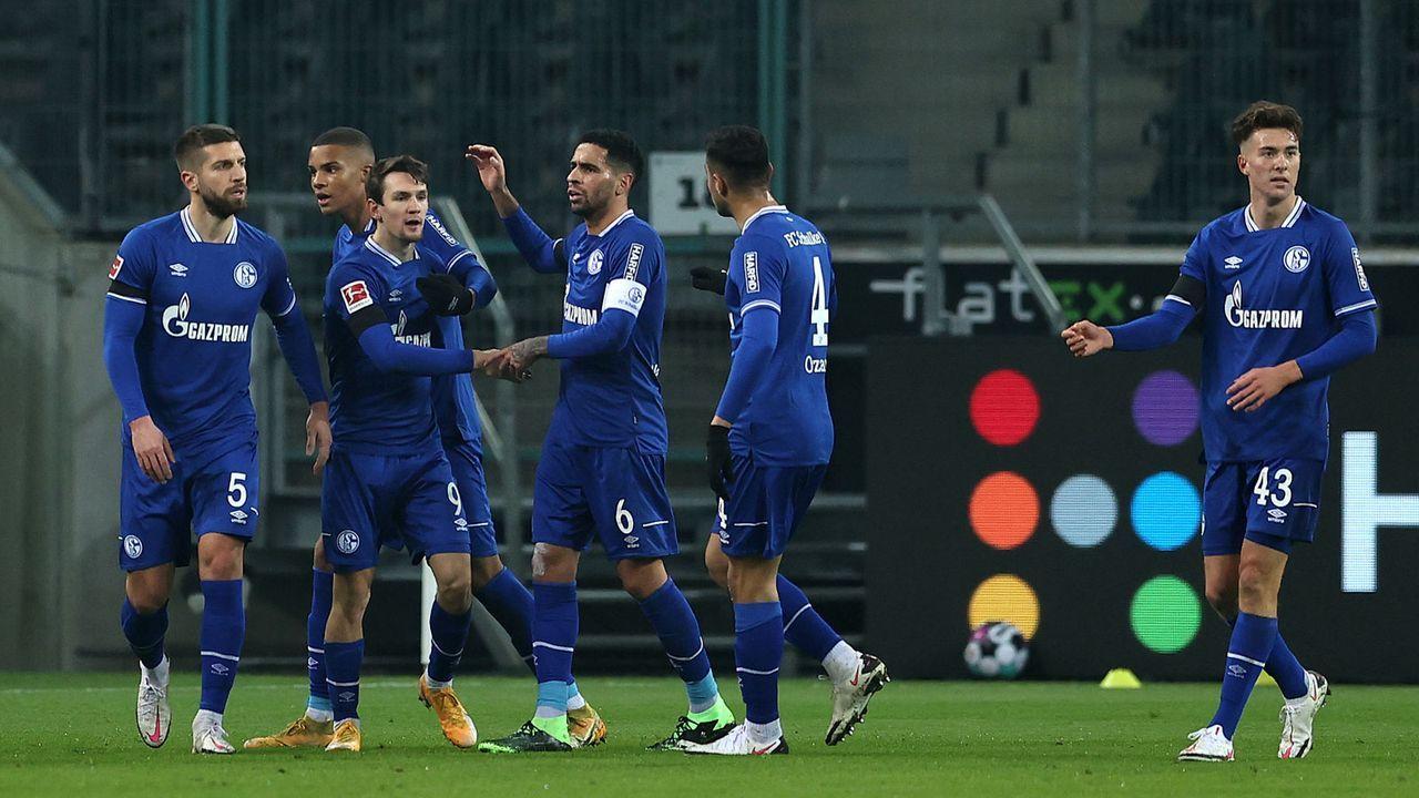 Platz 7: FC Schalke 04 - Bildquelle: Getty Images