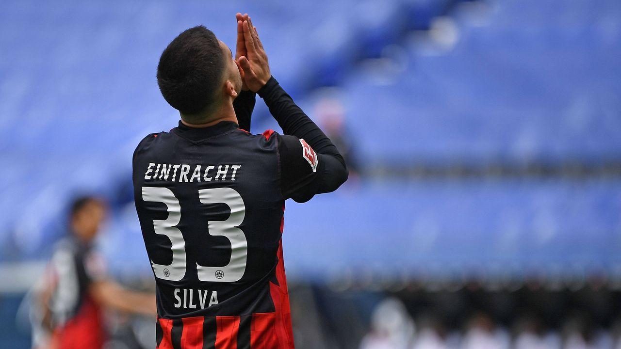 Eintracht Frankfurt (sechs Spieler) - Bildquelle: imago images/Jan Huebner