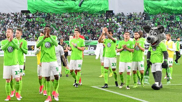 Platz 6: VfL Wolfsburg - Bildquelle: 2017 Getty Images