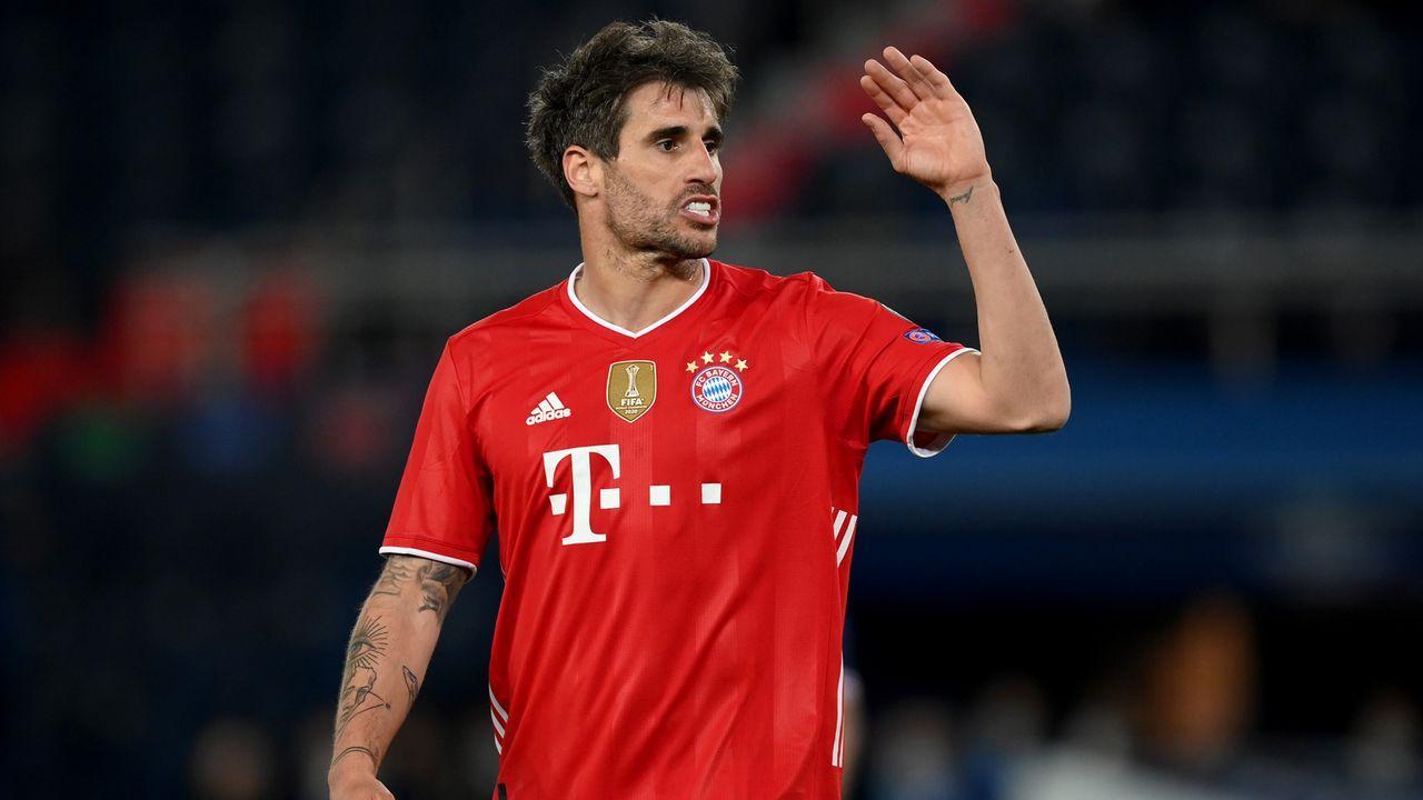 Javi Martinez (seit 2012 beim FC Bayern München) - Bildquelle: 2021 Getty Images