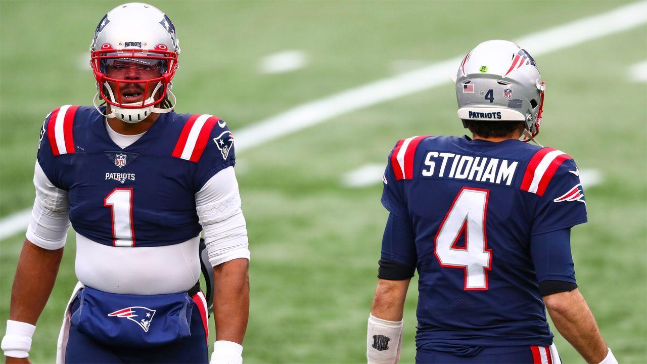Wer wird Starting-Quarterback der New England Patriots? Die Wettquoten der Buchmacher - Bildquelle: Getty Images