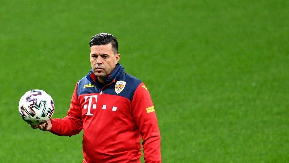 Cosmin Contra trat als Nationaltrainer zurück - Bildquelle: AFPSIDGABRIEL BOUYS
