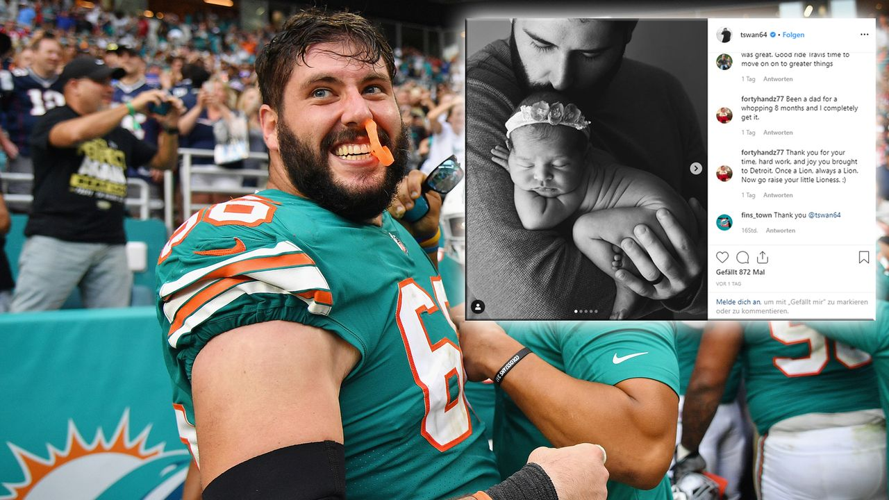 Travis Swanson (Rücktritt mit 28 Jahren) - Bildquelle: 2018 Getty Images