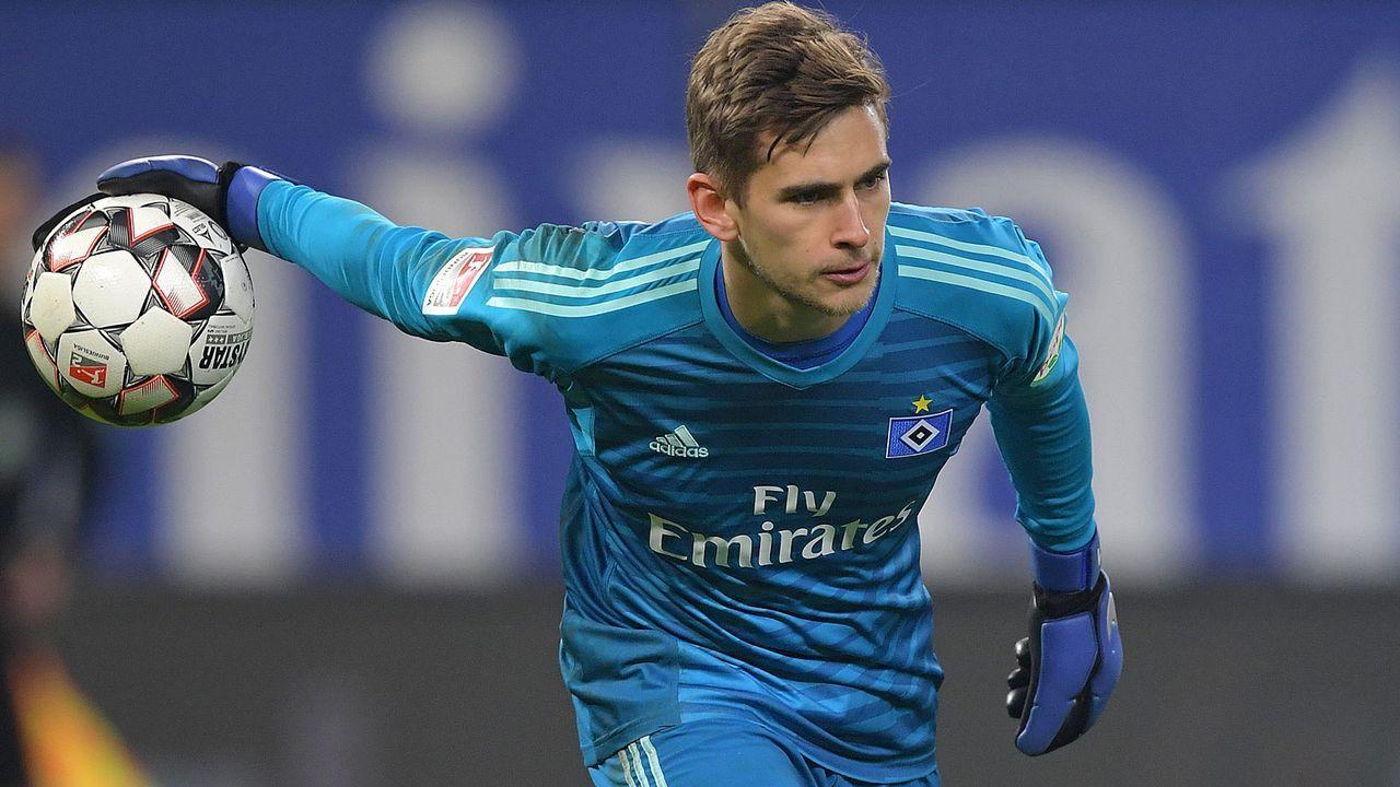 Julian Pollersbeck (Hamburger SV) - Bildquelle: Getty Images