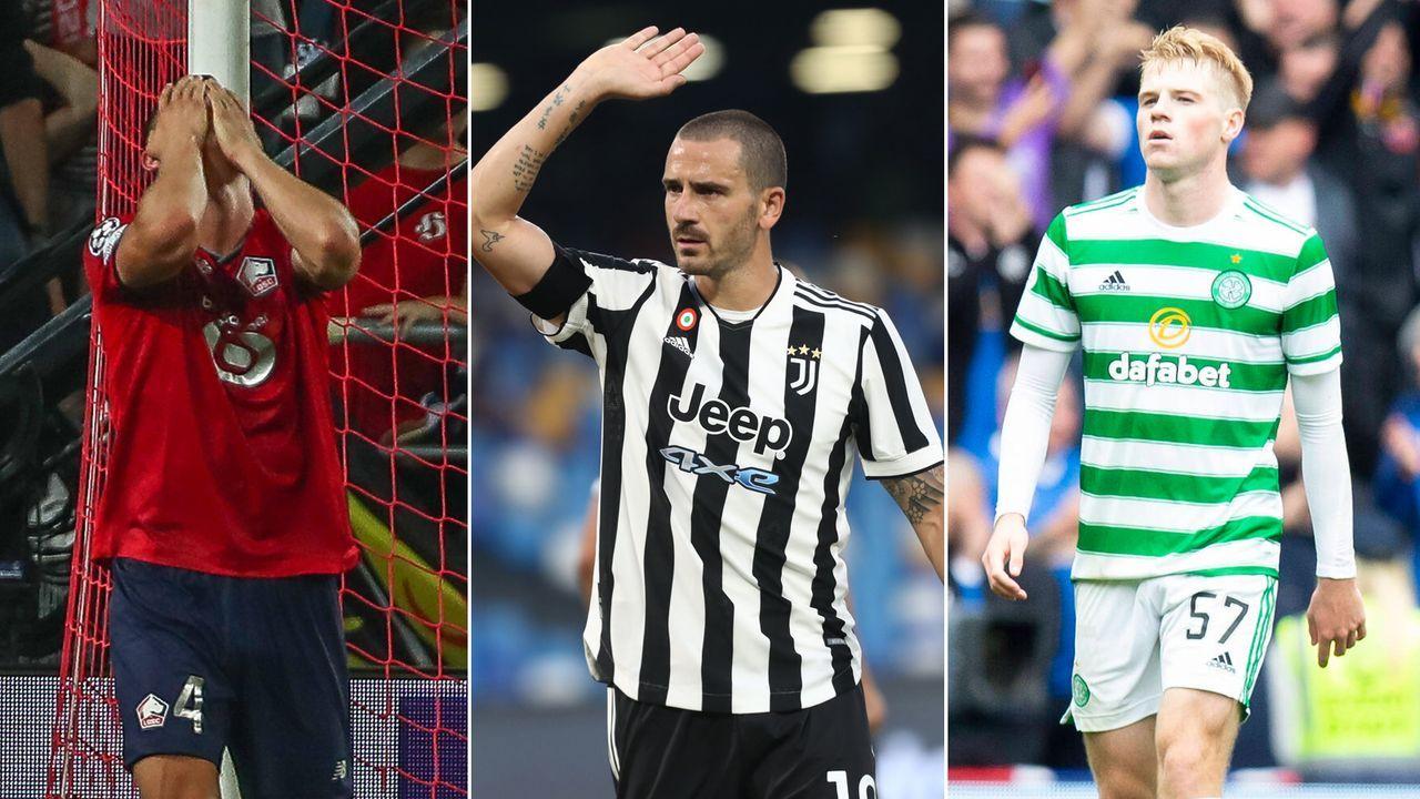 Juventus, Lille und Co.: Die Fehlstarts der Top-Teams - Bildquelle: Imago/Getty Images