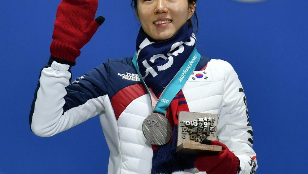 Chronische Knieprobleme: Lee Sang Hwa beendet ihre Karriere - Bildquelle: AFPSIDFABRICE COFFRINI