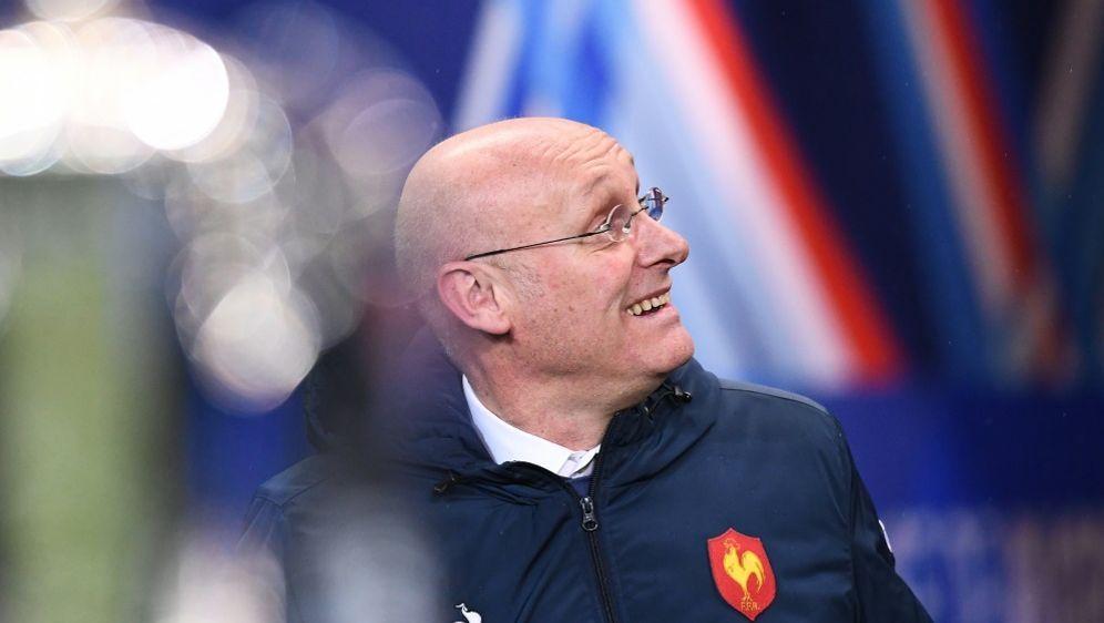 Bernhard Laporte akzeptiert die Entscheidung der Klubs - Bildquelle: AFPSIDFRANCK FIFE