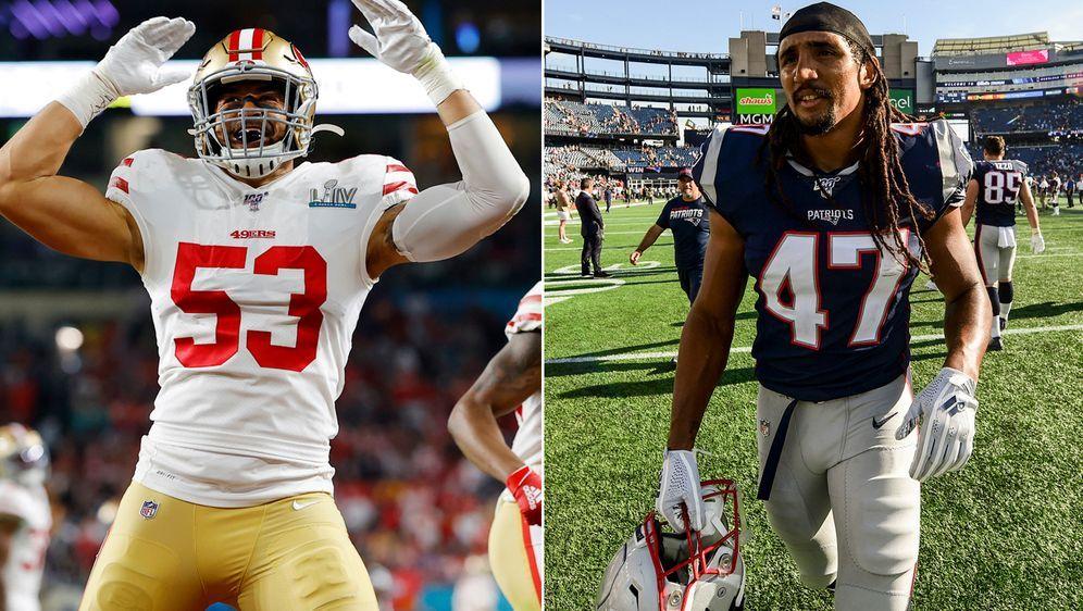 Waren auch in Week 2 der aktuellen NFL-Saison 2020 wieder für ihre Teams im ... - Bildquelle: Getty