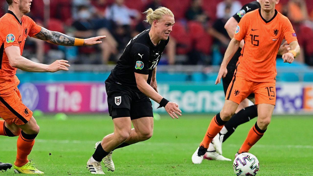 Xaver Schlager (VfL Wolfsburg) - Bildquelle: Getty Images Europe