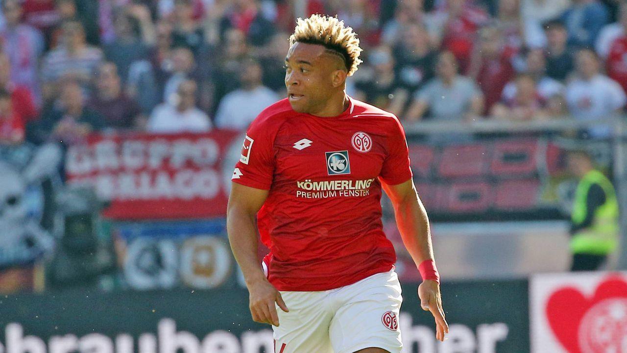 Pierre Kunde (FSV Mainz 05) - Bildquelle: imago images / Thomas Frey