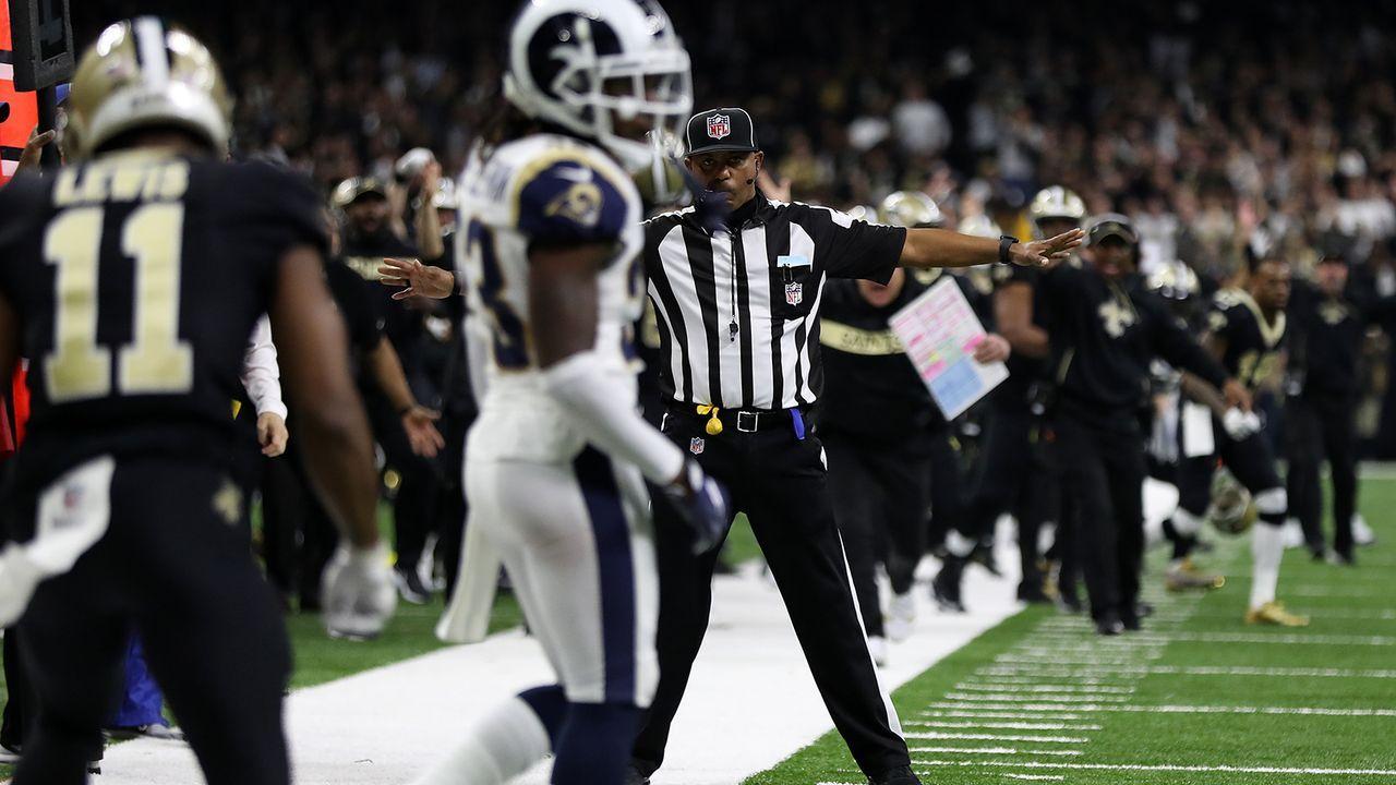 Woche 2: New Orleans Saints at Los Angeles Rams  - Bildquelle: 2018 Getty Images