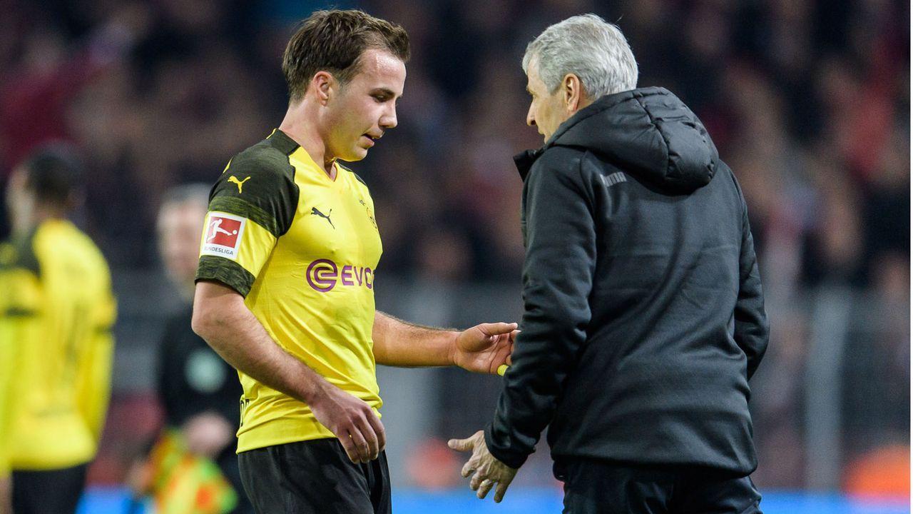 Mario Götze (Borussia Dortmund) - Bildquelle: Bongarts/Getty Images
