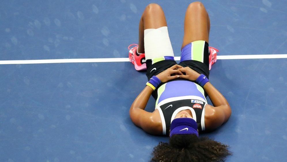 Musste verletzungsbedingt absagen: Naomi Osaka - Bildquelle: AFPGETTYSIDMATTHEW STOCKMAN