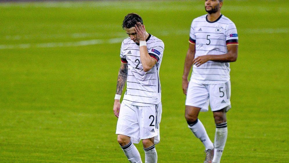 Am Dienstag unterlag die DFB-Elf Spanien 0:6 - Bildquelle: FIROFIROSID