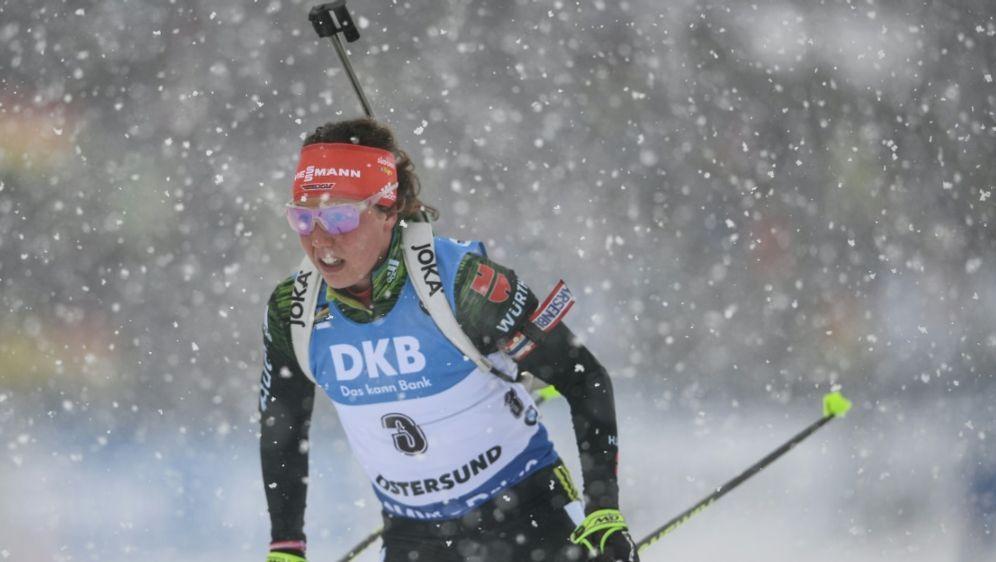 Laura Dahlmeier plant eine Trainer-Ausbildung - Bildquelle: AFPSIDJONATHAN NACKSTRAND