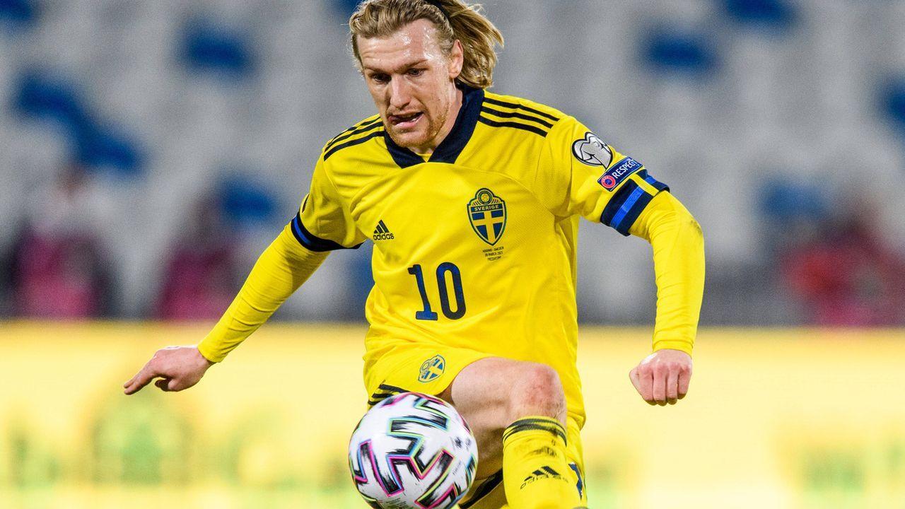 Gruppe E: Schweden - Bildquelle: imago images/Bildbyran