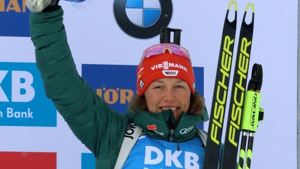 Laura Dahlmeier beendet mit 25 Jahren ihre Karriere - Bildquelle: PIXATHLONPIXATHLONSID