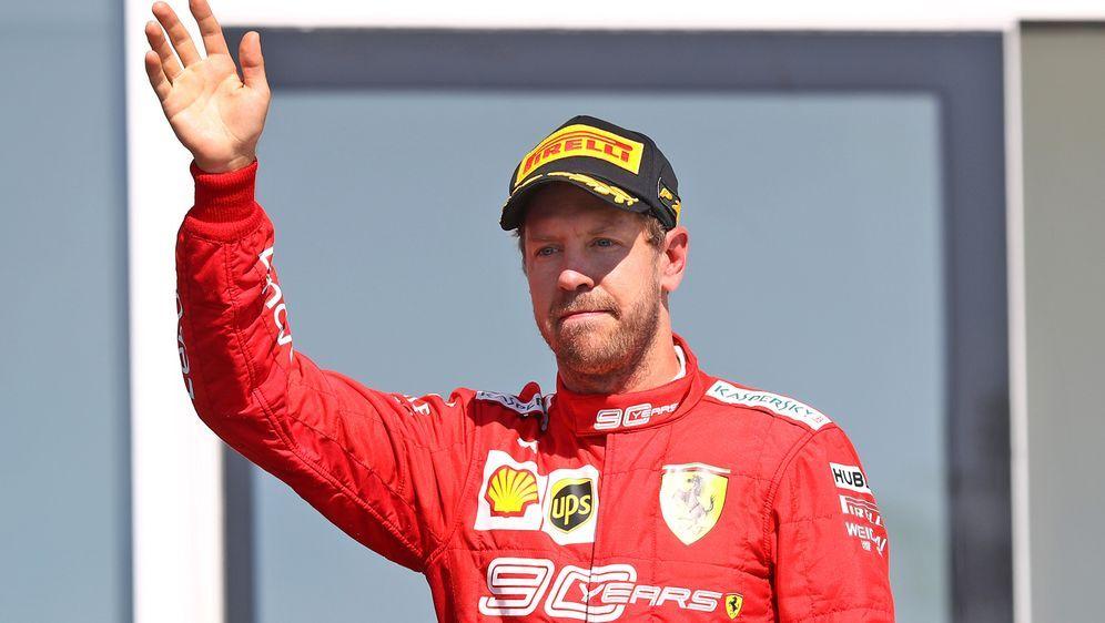 Formel-1-Experte Marc Surer schließt nicht aus, dass Sebastian Vettel von de... - Bildquelle: Getty