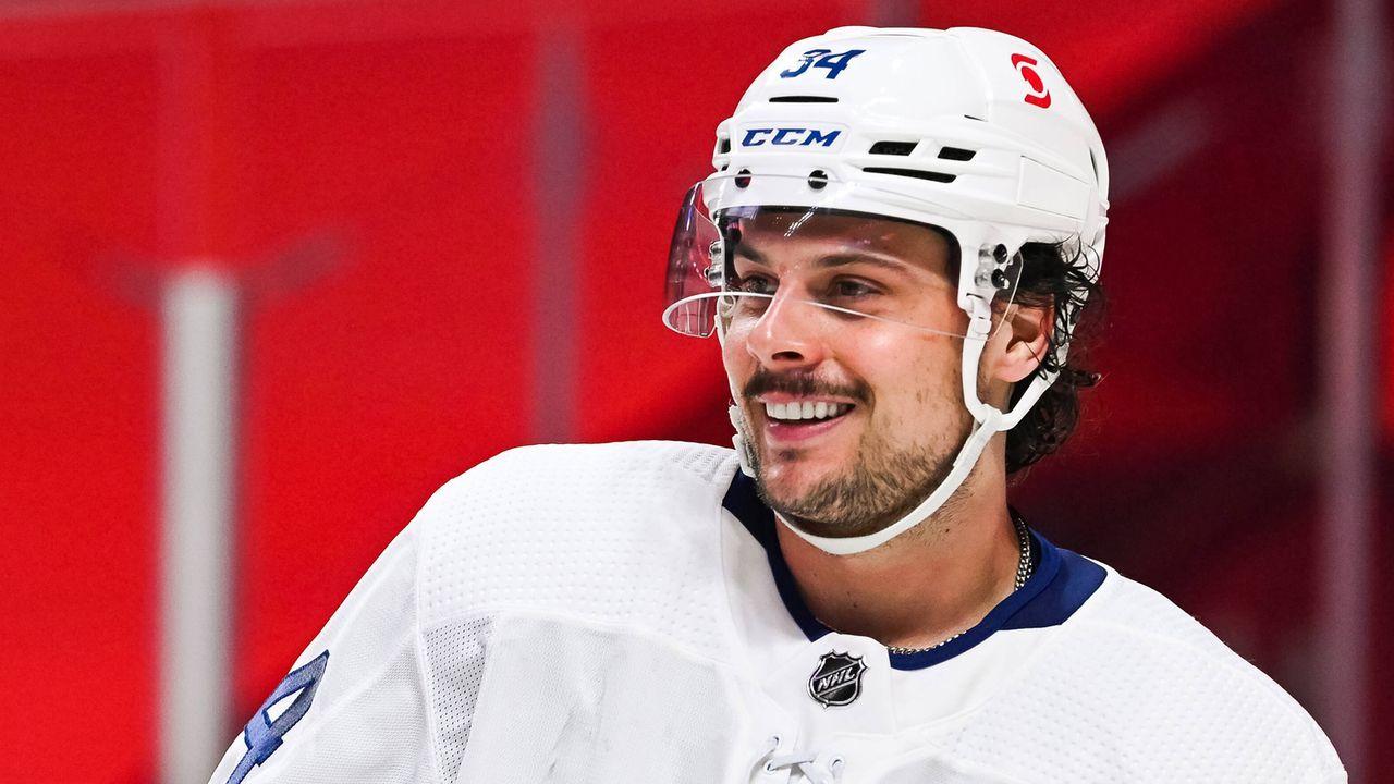 Auston Matthews (Toronto Maple Leafs) - Bildquelle: imago images/ZUMA Wire