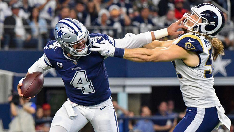 Deutlicher Sieg für die Dallas Cowboys. - Bildquelle: imago images/ZUMA Press