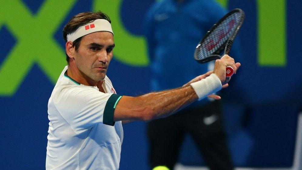 Roger Federer lässt das ATP Masters in Rom aus - Bildquelle: AFPQatar Tennis FederationSIDSAMER AL-REJJAL