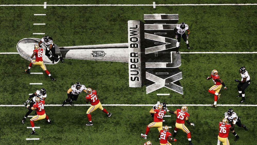 Super Bowl Wie Lange