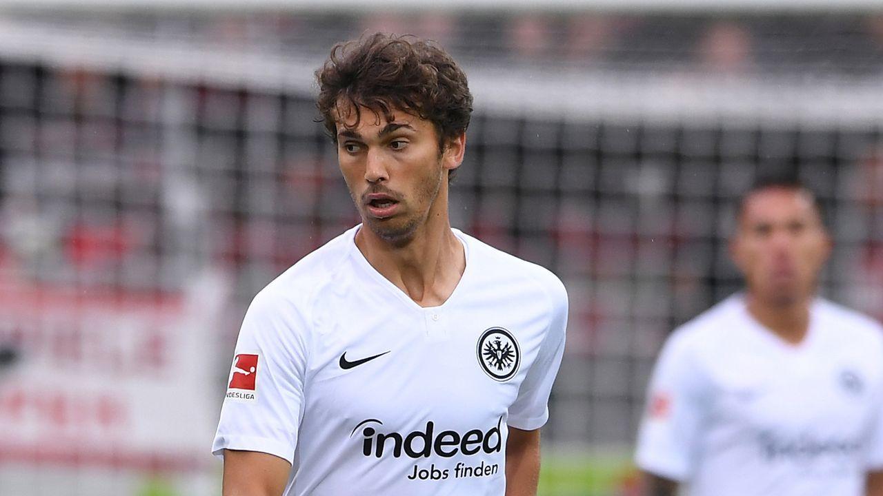 Eintracht Frankfurt: Lucas Torro (77.)