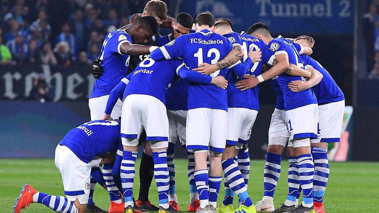 SV Drochtersen/Assel - Schalke 04 - Bildquelle: imago
