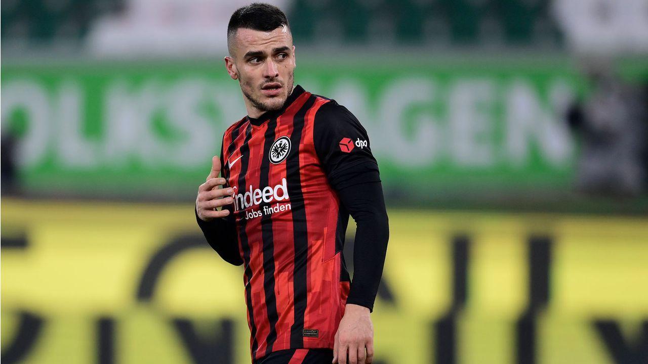Filip Kostic (Eintracht Frankfurt) - Bildquelle: Getty Images