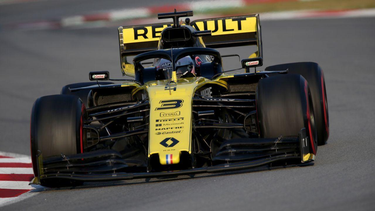 Platz 5: Renault - Bildquelle: Getty