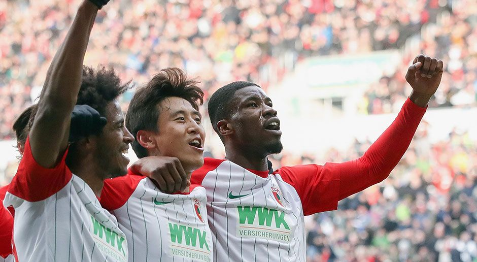11. FC Augsburg - Bildquelle: 2018 Getty Images