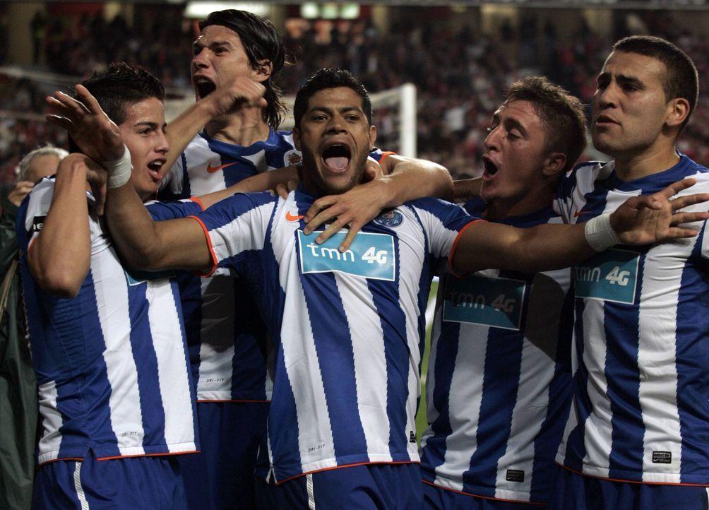 Portugal: FC Porto 2010/11 - Bildquelle: imago sportfotodienst
