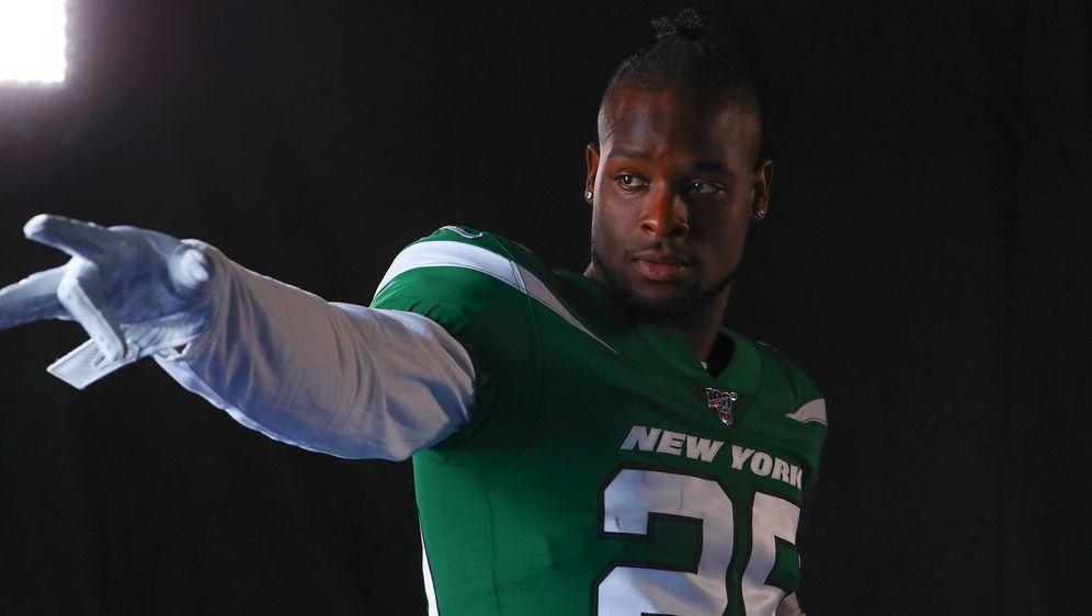 Le'Veon Bell fängt mit kleineren Offseason-Problemen bei den New York Jets a... - Bildquelle: imago images / Icon SMI