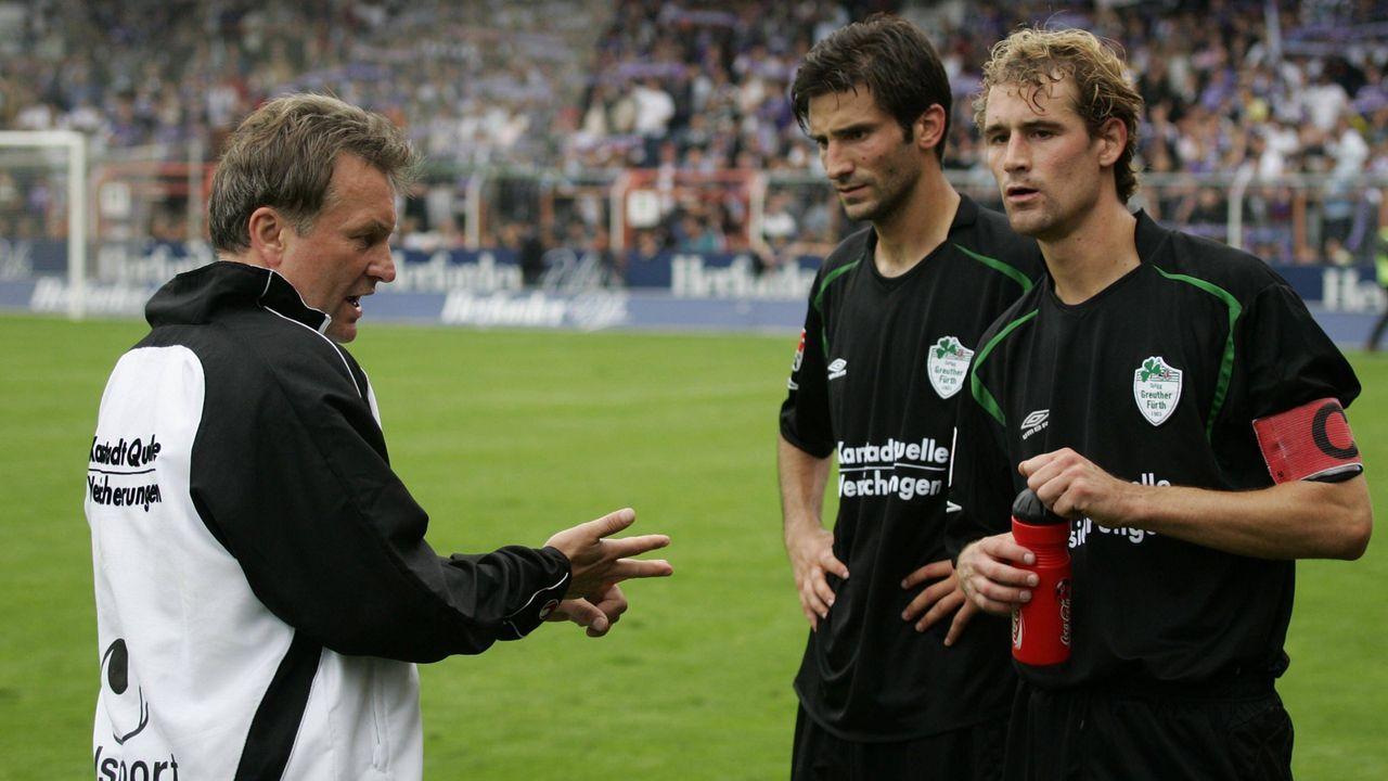 Platz 5 (geteilt): VfL Osnabrück - Greuther Fürth 10:9 n.E. (20 Elfmeter/ Saison 2005/2006) - Bildquelle: imago/Zink