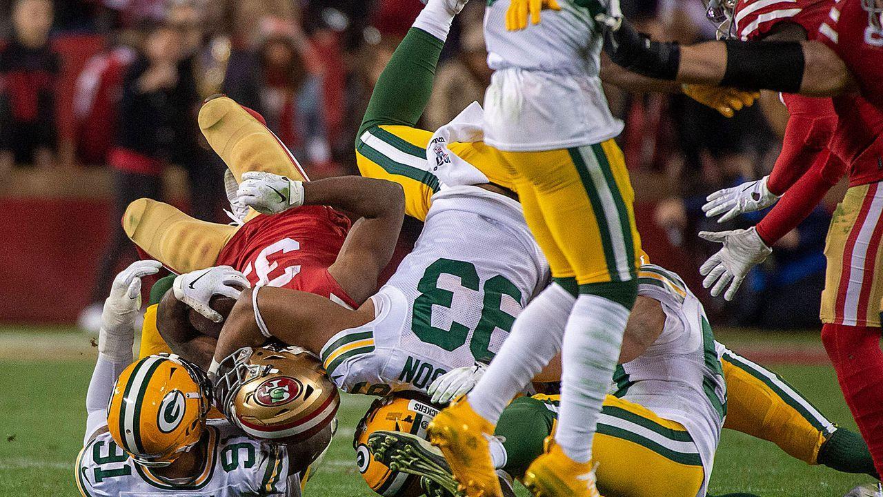 Verlierer: Defense der Green Bay Packers - Bildquelle: imago images/ZUMA Press