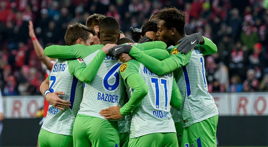 7. VfL Wolfsburg - Bildquelle: 2018 Getty Images