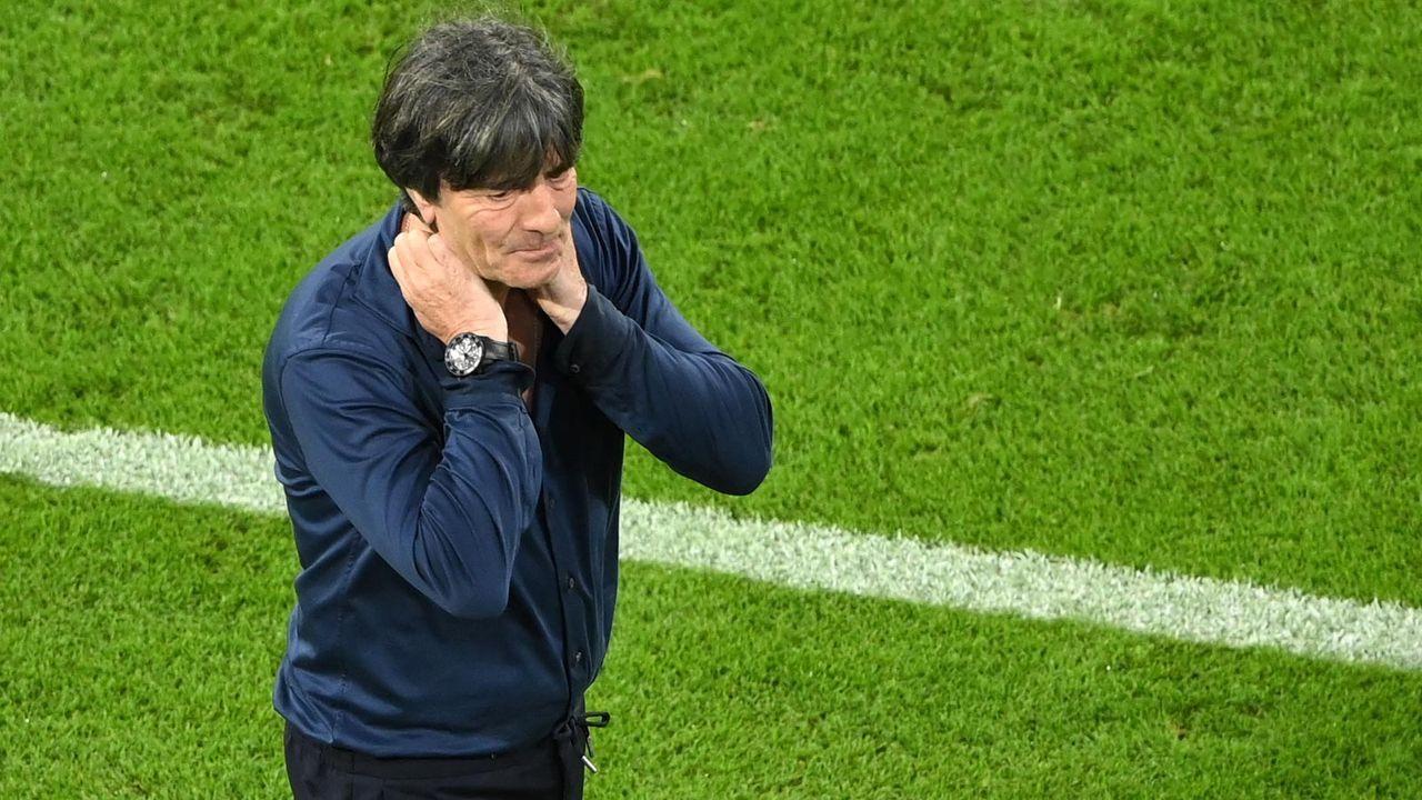 Verlierer: Joachim Löw - Bildquelle: 2021 Getty Images