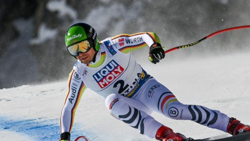 Andreas Sander gelingt Top-10-Platzierung - Bildquelle: AFPSIDFRANCOIS-XAVIER MARIT