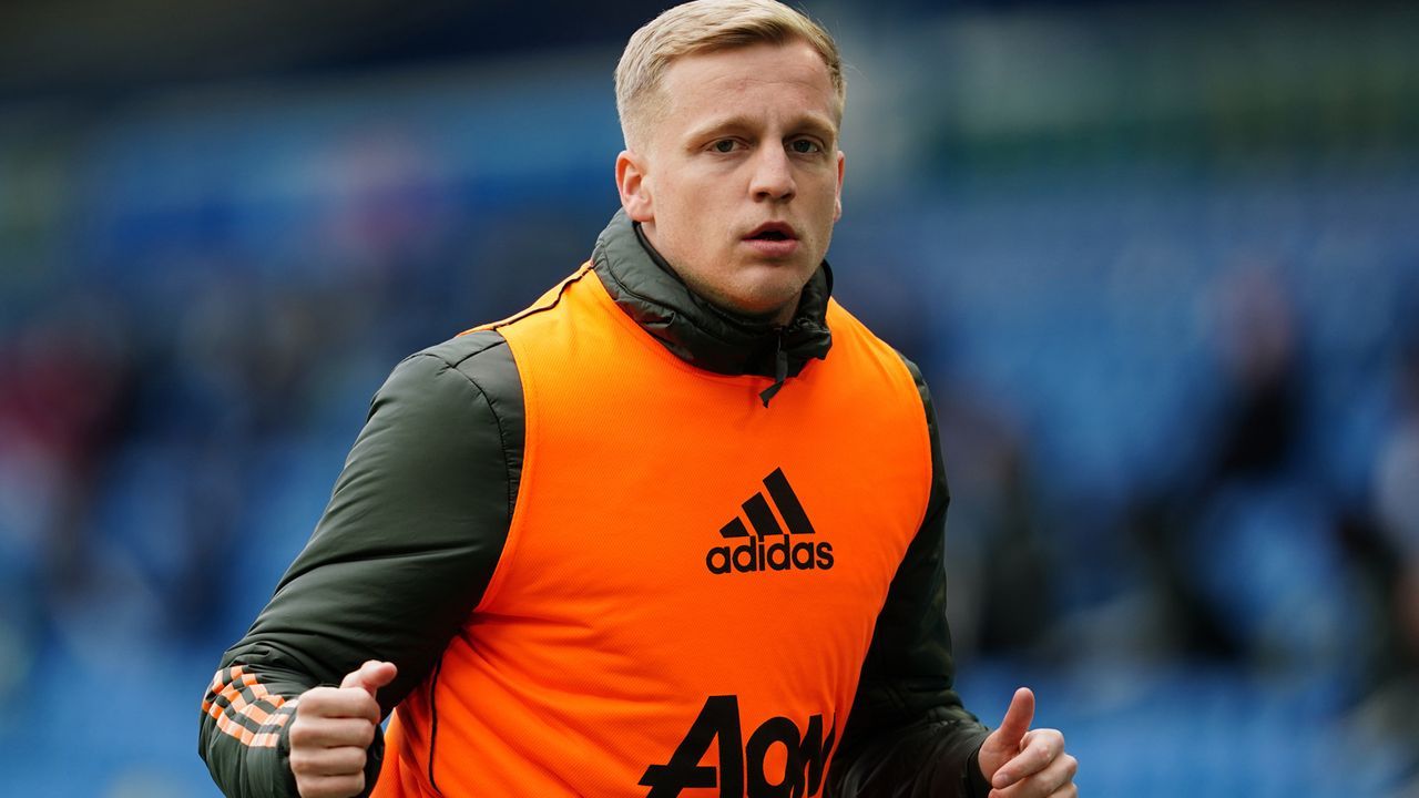 Donny van de Beek (Manchester United) - Bildquelle: 2021 Getty Images